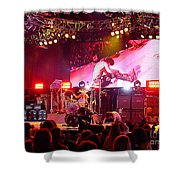 Aerosmith-joe Perry-00155 Shower Curtain