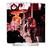 Aerosmith-joe Perry-00163 Shower Curtain