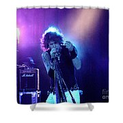 Aerosmith-steven Tyler-00114 Shower Curtain