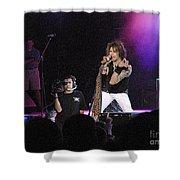 Aerosmith-steven Tyler-00175 Shower Curtain
