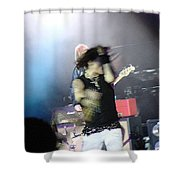 Aerosmith-steven Tyler-00188 Shower Curtain