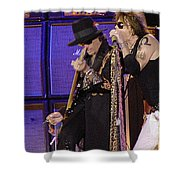 Aerosmith - Steven Tyler -dsc00015 Shower Curtain