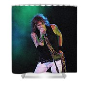 Aerosmith - Steven Tyler -dsc00138 Shower Curtain
