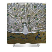 Affaire In The Tuilleries Shower Curtain
