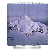 Afley Peak Shower Curtain