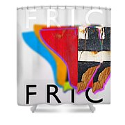 African Shower Curtain