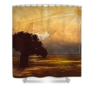 African Memories  Shower Curtain