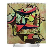 African Soul Shower Curtain