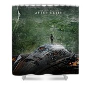 After Earth Movie 2013 Shower Curtain