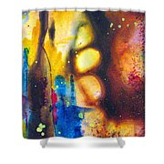 After Five Shower Curtain