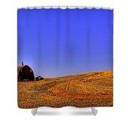 After Harvest Shower Curtain