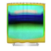 After Rothko 1 Shower Curtain
