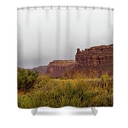 After The Rains Shower Curtain
