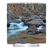 After The Rains On Pickle Creek 1 Shower Curtain