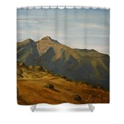 Afternoon At Bhatghar Shower Curtain