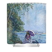 Afternoon In September Shower Curtain