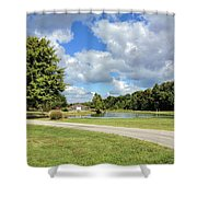 Afternoon In Tennessee Shower Curtain
