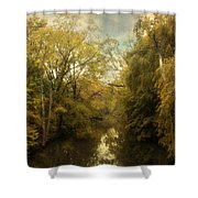 Afternoon Serenity Shower Curtain