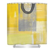 Afternoon Sun And Shade Shower Curtain