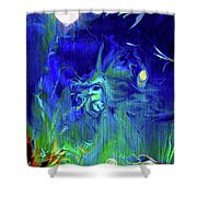 Afterwish Shower Curtain