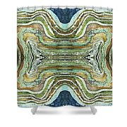 Agate Inspiration - 24a Shower Curtain