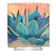 Agave 2 Shower Curtain