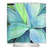 Agave #5 Shower Curtain