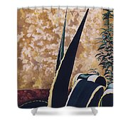 Agave I Shower Curtain
