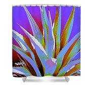 Agave Spirit Shower Curtain