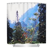 Agawa Canyon Shower Curtain