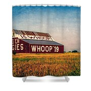 Aggie Barn 2015 Shower Curtain