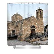 Agia Kyriaki, Paphos, Cyprus Shower Curtain