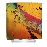 Aging In Colour 5 Shower Curtain