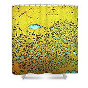 Aging In Colour 7 Shower Curtain