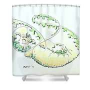 Agriculture Shower Curtain