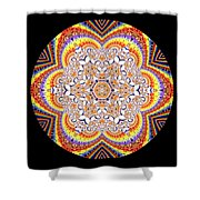 Ahau 6.2 Shower Curtain