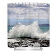 Ahihi Cove Shower Curtain
