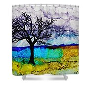 Changing Seasons - A 202 Shower Curtain