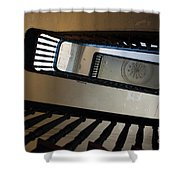 Aiken Rhett Stairs Shower Curtain