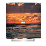 Ain't Life Grand - Sullivan's Island Sc Shower Curtain