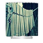 Air Dry Shower Curtain