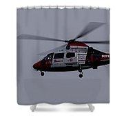 Air Rescue Shower Curtain