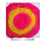 Air Shower Curtain