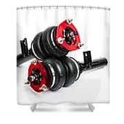 Airlift Performance Shower Curtain