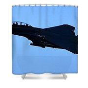 Airplane Jet Shower Curtain