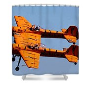 Airshow 2014 Shower Curtain