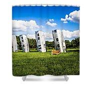 Airstream Ranch Shower Curtain