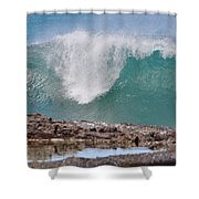 Akaw Shower Curtain