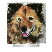 Akia Shower Curtain