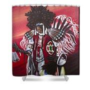 Akwesasne Mohawk Shower Curtain